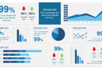 Scorecard Dashboard Powerpoint Template | Pm | Dashboard with Free Powerpoint Dashboard Template