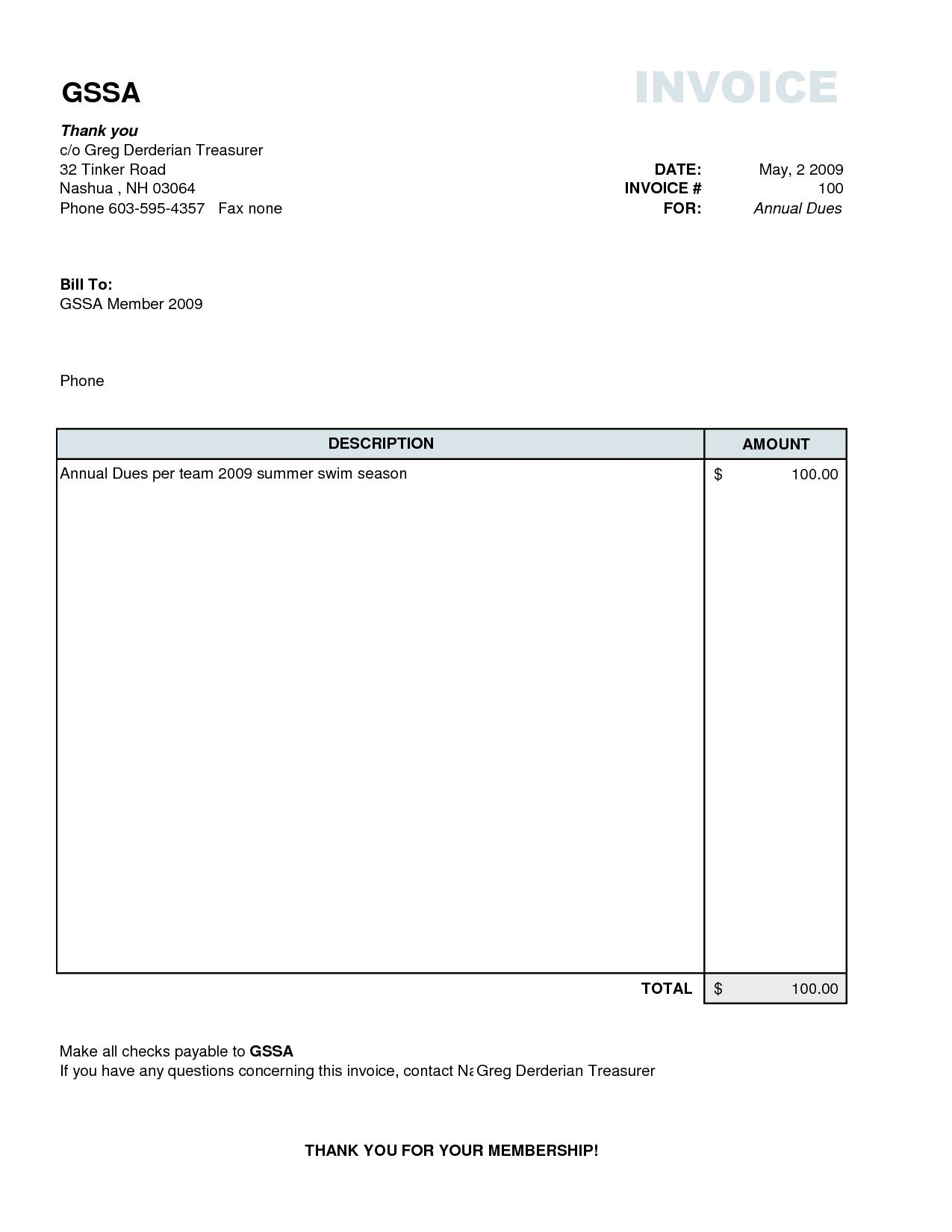 Simple Invoice Template Word Office Back Simple Invoice Form Pertaining To Microsoft Office Word Invoice Template