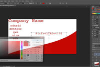 Simple Tutorials – Photoshop Cs6 – Making A Buisness Card intended for Photoshop Cs6 Business Card Template