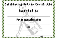 Soccer Certificate Templates | Activity Shelter inside Soccer Certificate Template