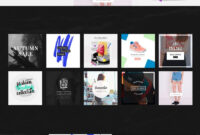 Social Media Banners – Vol1 — Adobe Photoshop #banner intended for Adobe Photoshop Banner Templates