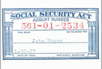 Social Security Card 650*650 – Fake Ssn Card Template Best inside Social Security Card Template Free