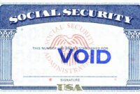 Social Security Card Template Free – Atlantaauctionco for Social Security Card Template Free