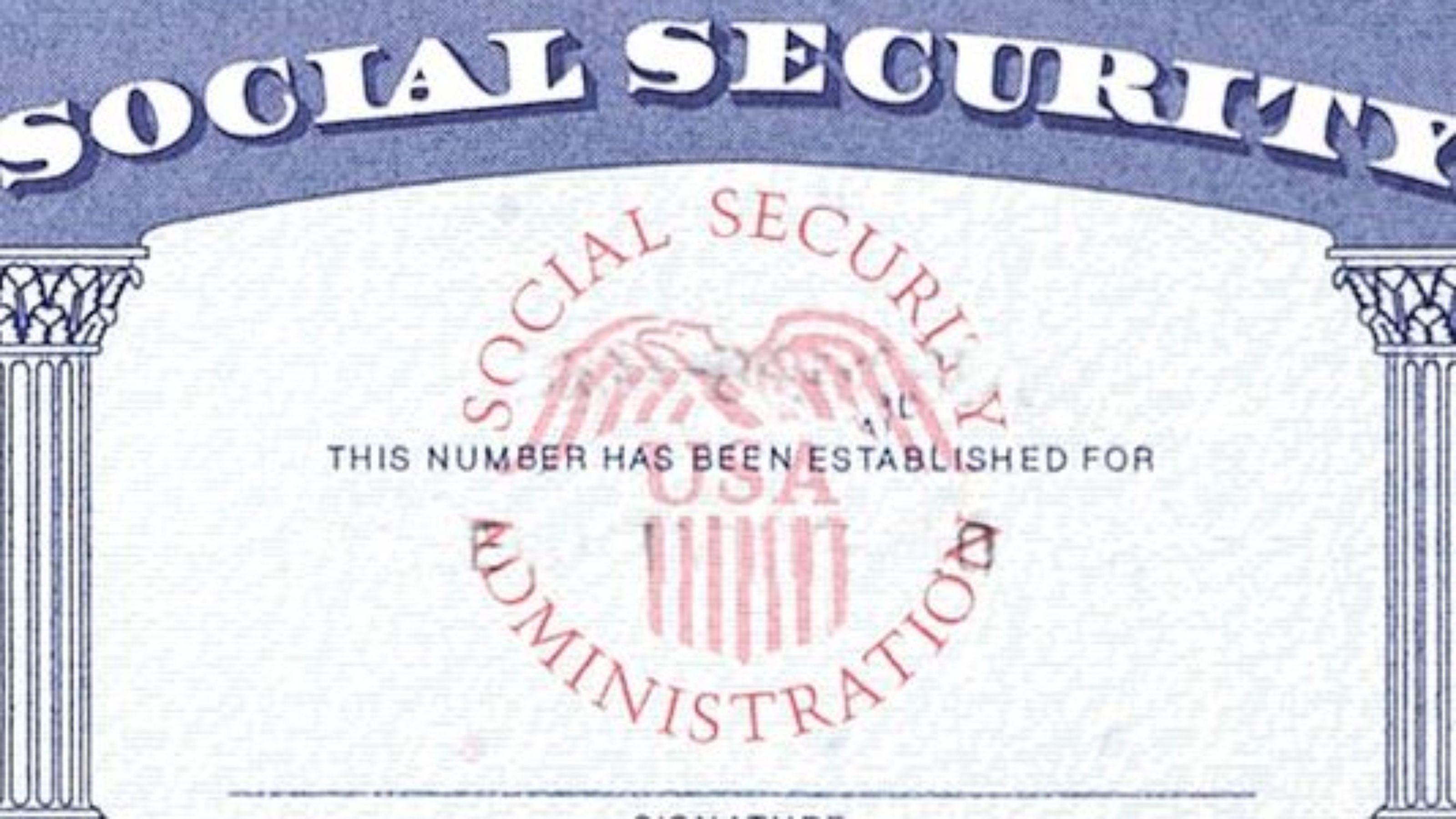 Social Security Card Template Psd - Atlantaauctionco With Social Security Card Template Free