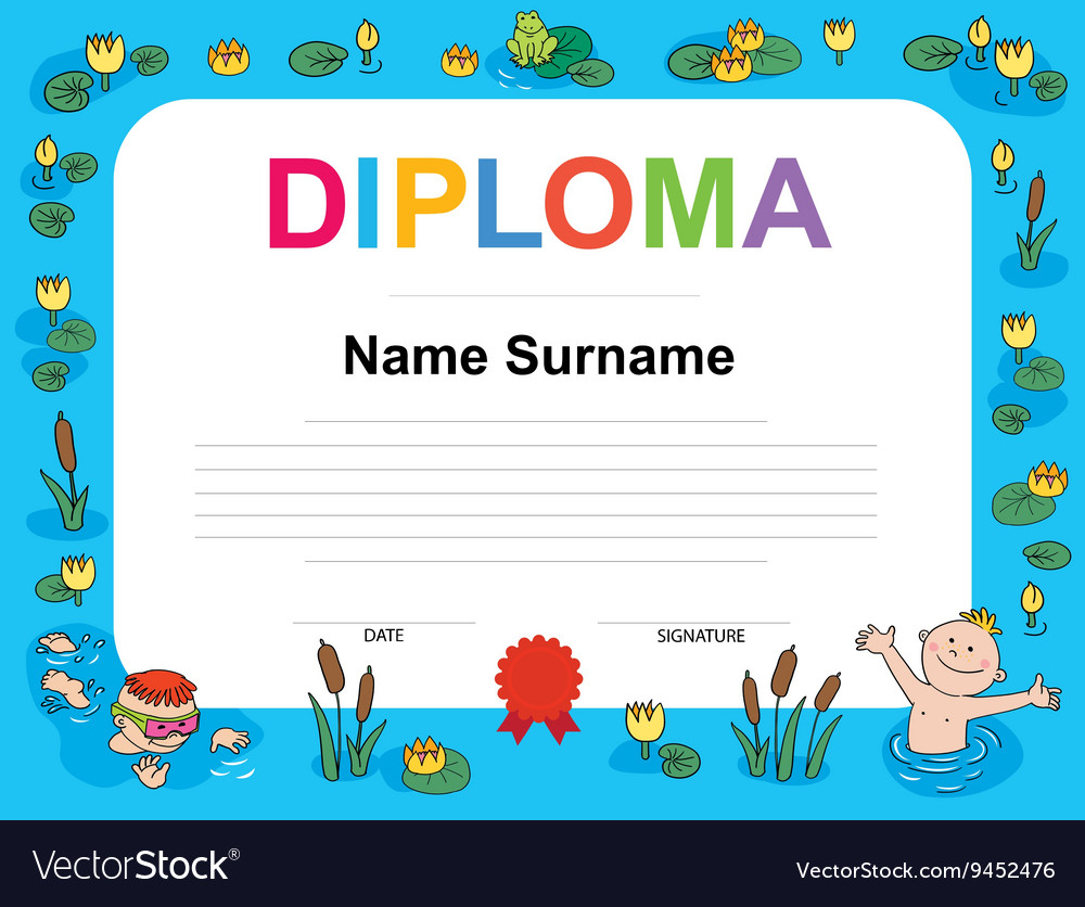 Swimming Award Certificate Template Within Swimming Certificate Templates Free