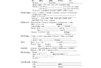 Templates Nursing Report Sheets | Shift Report Sheet pertaining to Shift Report Template