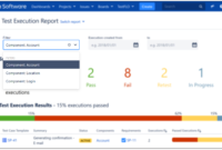 Test Execution Report regarding Test Case Execution Report Template