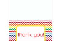 Thank You Card Free Printable regarding Free Printable Thank You Card Template