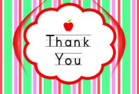 Thank You Cards For Teachers Backgrounds For Powerpoint inside Thank You Card For Teacher Template
