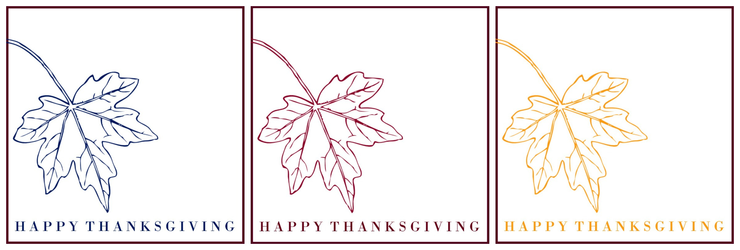 Thanksgiving Place Card Printable – Taryn Whiteaker Within Thanksgiving Place Card Templates