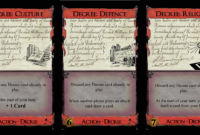 "The Designer's Drawer: A Dominion Mini Expansion – ""By with regard to Dominion Card Template"