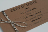 The Petit Cadeau: Printable Gift Certificates For Men! within Homemade Gift Certificate Template