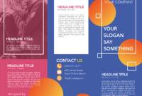 Three Fold Brochure Template Google Docs within Google Docs Templates Brochure