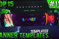 Top 15 Photoshop Banner Templates #139 (Free Download) in Banner Template For Photoshop