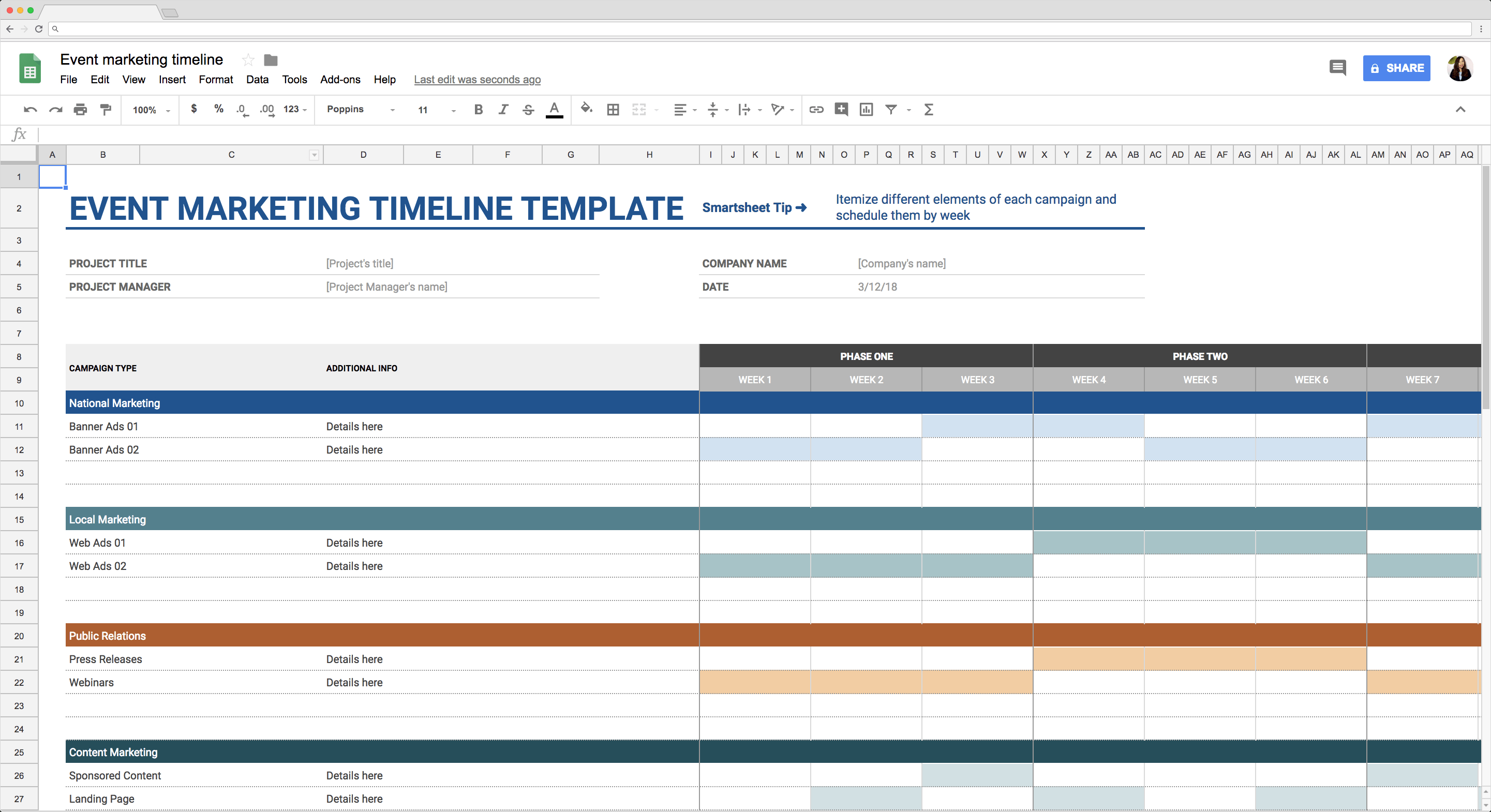 Top 5 Free Google Sheets Sales Templates – Sheetgo Blog With Regard To Sales Rep Call Report Template