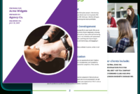 Training Proposal Template – Free Sample   Proposify intended for Training Brochure Template