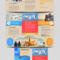 Travel Brochure Template Google Docs | Graphic Design For Google Docs Travel Brochure Template