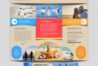 Travel Brochure Template Google Docs | Graphic Design with regard to Travel Brochure Template Google Docs