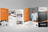 Tri Fold Brochure Indesign | Theveliger throughout Adobe Indesign Tri Fold Brochure Template