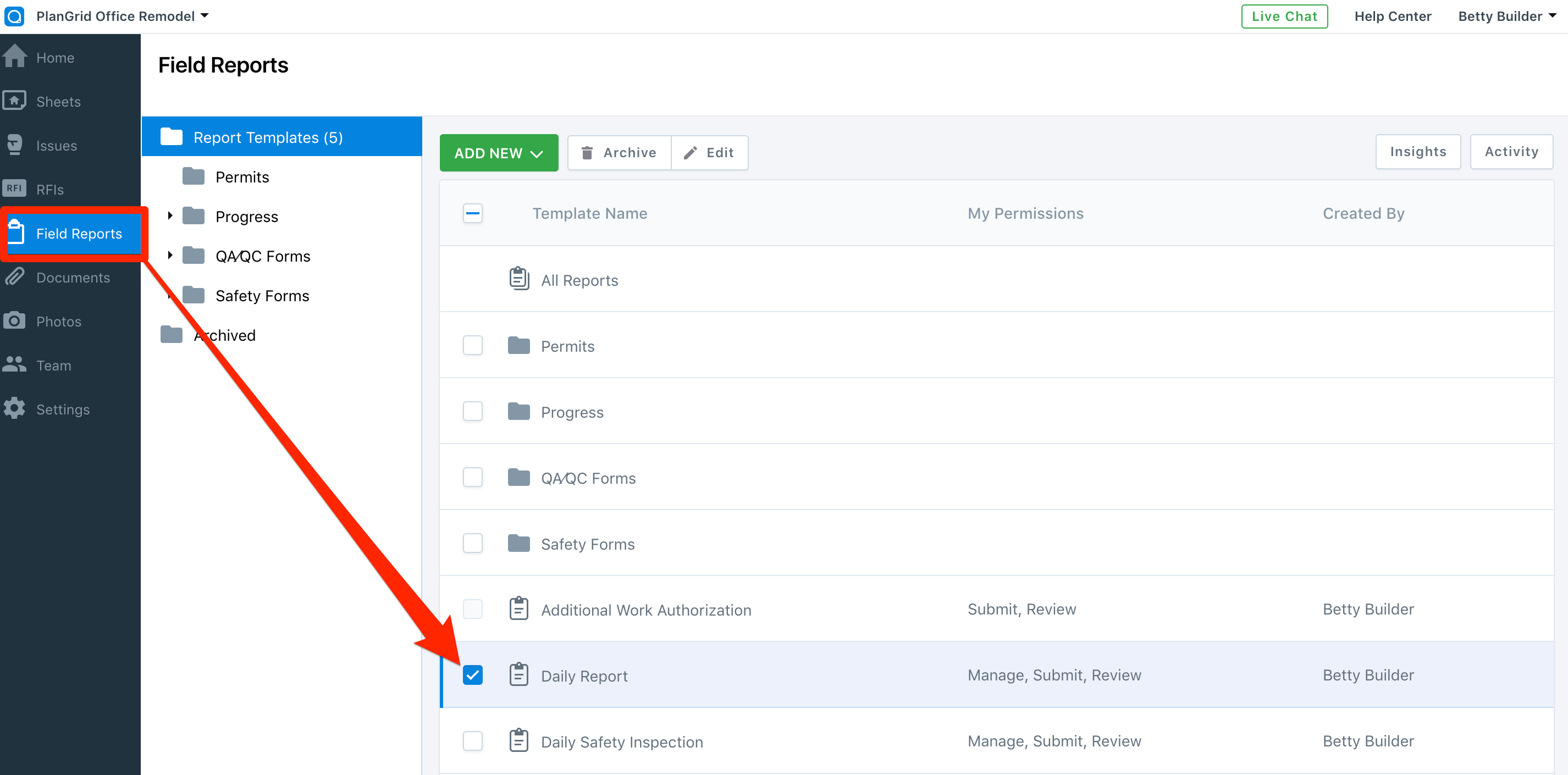 Troubleshooting Field Report Pdf Exports – Plangrid Intended For Field Report Template