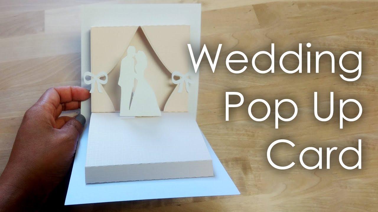 [Tutorial + Template] Diy Wedding Project Pop Up Card With Diy Pop Up Cards Templates