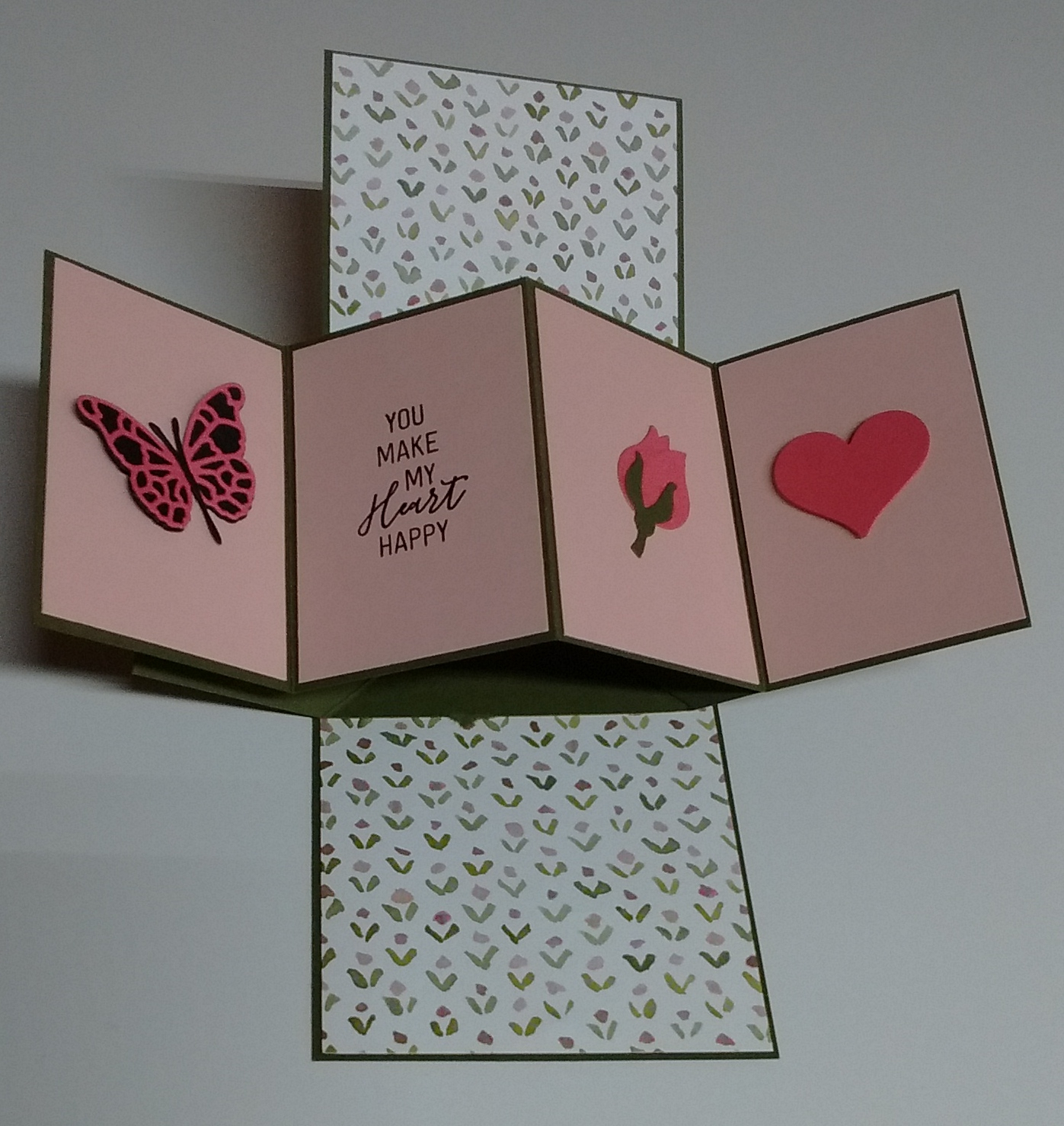 Twisting Pop Up Card Template Within Twisting Hearts Pop Up Card Template