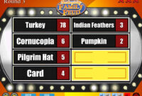 Unforgettable Family Feud Powerpoint Template Ideas Free intended for Family Feud Powerpoint Template With Sound