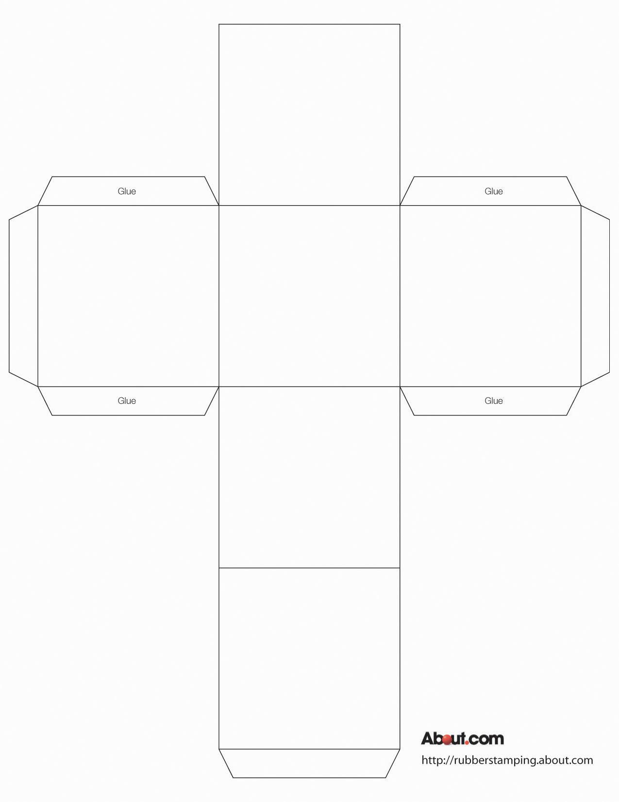 Use This Cube Box To Make Gift Boxes, Favors, Decorations Pertaining To Card Box Template Generator