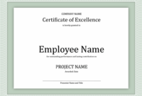 Use This Template For Powerpoint To Create Your Own Intended For Award Certificate Template Powerpoint