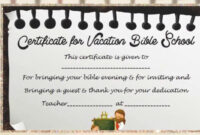 Vbs Certificate Template With Regard To Free Vbs Certificate with regard to Free Vbs Certificate Templates