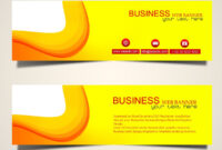 We Create Best Business Web Banner Design For You, Download intended for Website Banner Templates Free Download
