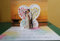 Wedding Pop Up Invitations | Pop Up Occasions within Pop Up Wedding Card Template Free