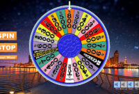 Wheel Of Fortune Powerpoint Game – Youth Downloadsyouth inside Wheel Of Fortune Powerpoint Game Show Templates