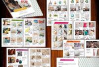 Wholesale Catalog Template-Id06 | Catalog | Product Catalog intended for Catalogue Word Template
