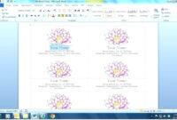 Word Blank Business Card Template – Diadeveloper with Word 2013 Business Card Template