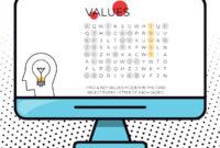 Word Search – Template – Building Better Courses Discussions in Word Sleuth Template