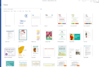 Word's Secret Design Sizzle: Learn The Built-In Tools For intended for What Is A Template In Word