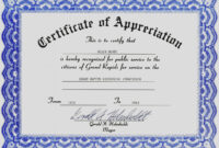 Work Anniversary Certificate Template Word pertaining to Employee Anniversary Certificate Template
