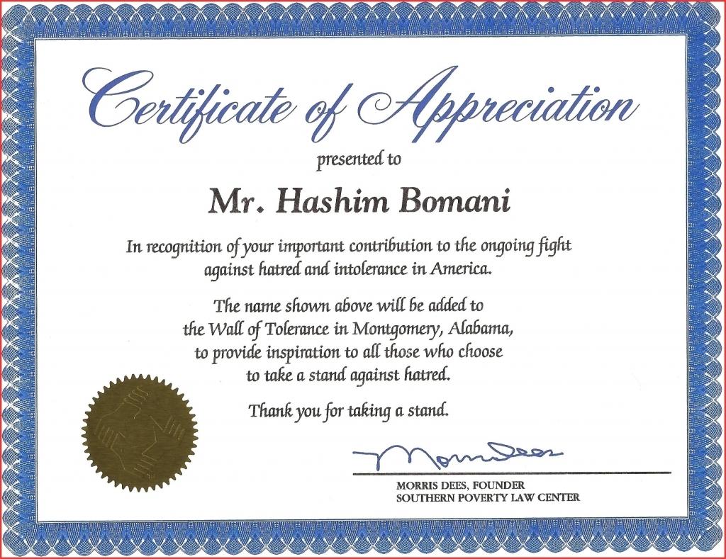 Work Anniversary Certificate Templates   Free Download Inside Employee Anniversary Certificate Template