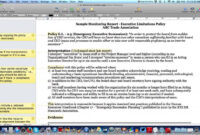 Writing A Monitoring Report for Monitoring And Evaluation Report Writing Template