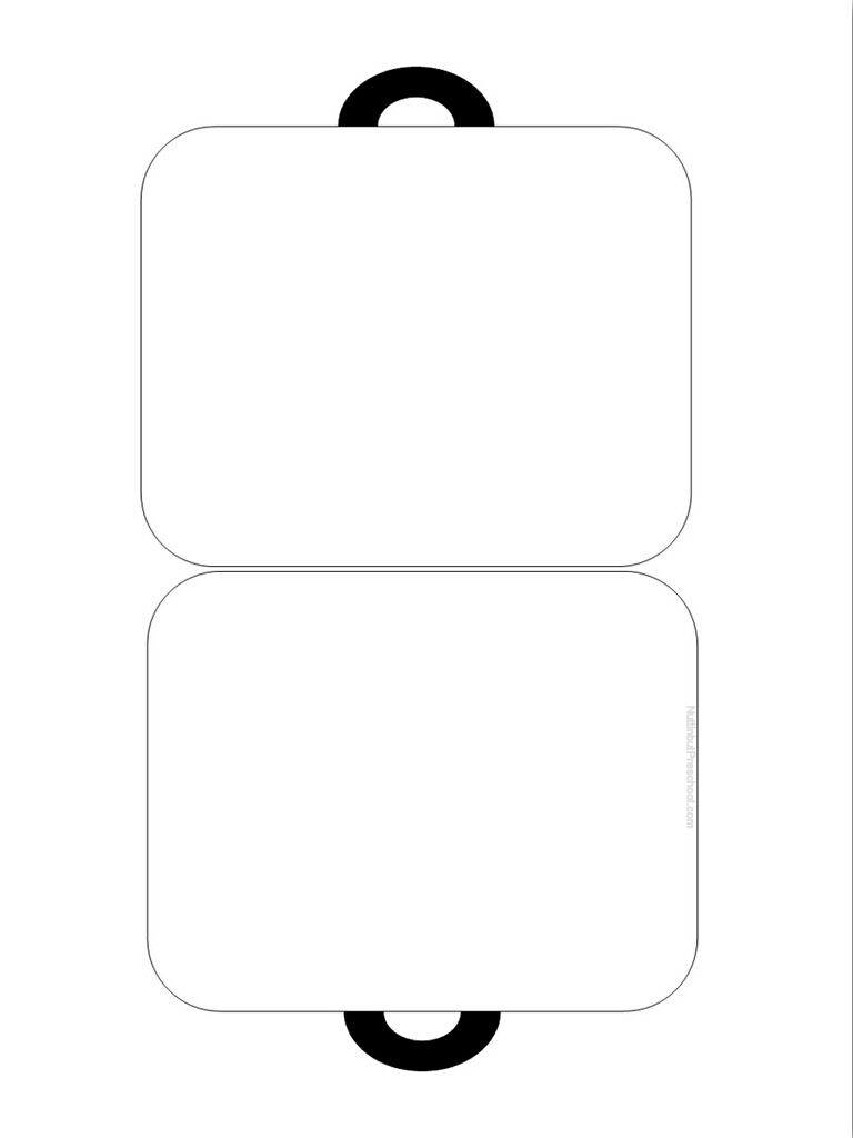 You Can Download And Print The Pdf Here: Traveling Suitcase Inside Blank Suitcase Template